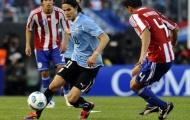 02h00 ngày 21/06, Uruguay vs Paraguay: Đấu trí căng thẳng