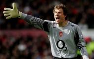 Top 10 thủ môn Arsenal xuất sắc nhất trong kỷ nguyên Premier League