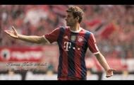 Thomas Muller – Át chủ bài của Bayern Munich