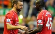 Liverpool thải một loạt 6 cầu thủ