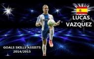 Lucas Vazquez – Tài năng sắp trở lại Real Madrid