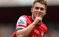 Aaron Ramsey – Thủ lĩnh tương lai của Arsenal