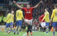 Van Persie rời M.U, fan Arsenal được dịp hả hê