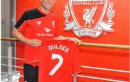 Áo số 7 của Luis Suarez tại Liverpool đã có người thừa kế