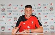 James Milner ra mắt hoành tráng, cầm số áo huyền thoại của Liverpool