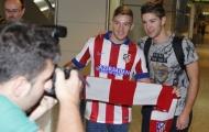 Atletico Madrid chính thức có Vietto