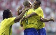 """5 chữ """"R"""" trứ danh của bóng đá Brazil"""