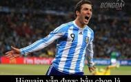Ảnh chế: Higuain là cầu thủ xuất sắc nhất Chile 2015