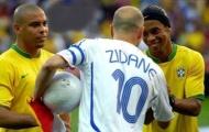 Ronaldinho, Ronado và Zidane thi thố tài năng