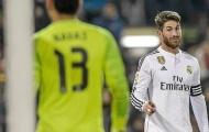 Muốn có De Gea, Real phải nhả Ramos lẫn Navas