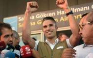 CHÍNH THỨC: Sang Thổ Nhĩ Kỳ, Van Persie sắm vai ông hoàng lương bổng