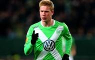 Báo Bỉ khẳng định De Bruyne sẽ về Man City