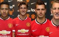 Chuyển nhượng mùa hè: Chờ đòn hiểm nữa của Man United