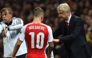 Wilshere sẽ nói chuyện với Wenger về vị trí thi đấu