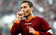 Francesco Totti – Chiến binh thành Roma