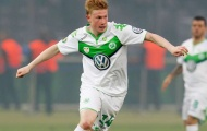 Vụ De Bruyne: Wolfsburg có câu trả lời cho Man City