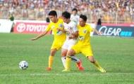 Trước vòng 17 V-League 2015: Lửa thử vàng