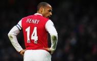 25 bàn thắng đẹp mắt của Thierry Henry cho Arsenal