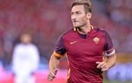 Totti đang nhận được một đề nghị siêu khủng từ Thổ Nhĩ Kỳ