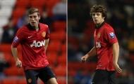 CHÍNH THỨC: Thêm 2 sao trẻ rời Man United