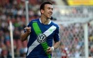 Ivan Perisic rời Wolfsburg sang Inter Milan