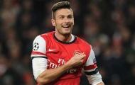 Arsenal không-tiền-đạo, có đủ sức vô địch?