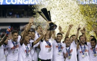 Hạ Jamaica 3-1, Mexico vô địch Gold Cup