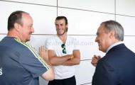 Nếu được, Benitez nên đổi Ramos lấy De Gea
