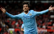 Cú đúp của Silva, tỷ số là 6-0 cho Man City