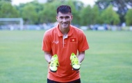 Cầu thủ Việt Nam thích thú với sản phẩm giày hoàn toàn mới của adidas