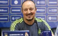 Benitez không muốn nói về Mourinho