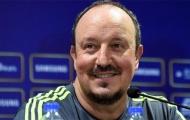 """Benitez """"hạ nhiệt"""" trước Mourinho"""