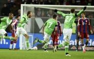 Wolfsburg bẻ nanh Hùm lần nữa, tại sao không?