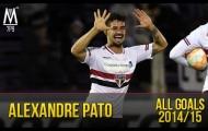 Alexandre Pato – Có thể tỏa sáng một lần nữa?