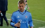 Neuer tin rằng 'thánh' Nicklas Bendtner đã 'hiển linh'