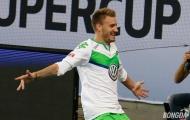 Giúp Wolfsburg hạ Bayern, 'Thánh' Bendtner vẫn khiêm tốn