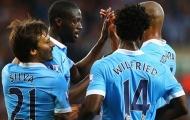 Man City: Thành bại tại Silva và Toure