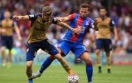 Màn trình diễn của Aaron Ramsey vs Crystal Palace