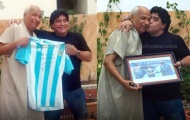 "Maradona gặp lại ""ân nhân"""