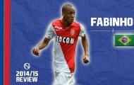 Fabinho, ngôi sao đang lên của bóng đá Brazil