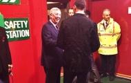 Sir Alex mừng húm gặp lại trò cũ ở Old Trafford
