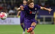 Alonso lập siêu phẩm sút phạt vào lưới AC Milan