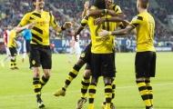 Dortmund 3-1 Hertha Berlin (Vòng 3 Bundesliga)