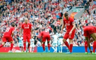 """""""Liverpool không thể cán đích trong top 4 mùa này"""""""