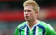 Người Wolfsburg tin rằng De Bruyne đã đúng khi ra đi