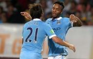 Manchester City nhận tin vui trước giờ đại chiến Juventus
