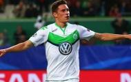 Wolfsburg 1-0 CSKA Moscow (Vòng bảng Champions League)
