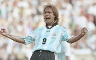 10 bàn thắng đỉnh cao của Gabriel Batistuta