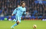 Man City mất sao lớn ở trận gặp Tottenham
