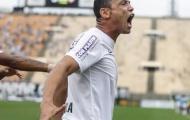 Brazil triệu tập 'lão tướng' 35 tuổi thay Roberto Firmino